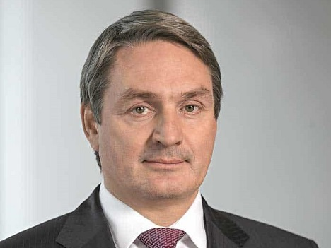 Stefan Bender (Foto: Deutsche Bank)