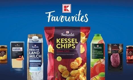 Mit K-Favourites ergänzt Kaufland sein Eigenmarkenportfolio zwischen Preiseinstieg und Premium (Foto: Kaufland)