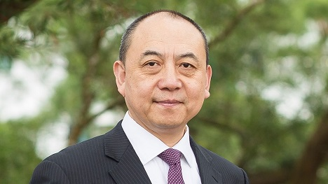 Professor Ye Qi (Foto: Volkswagen)
