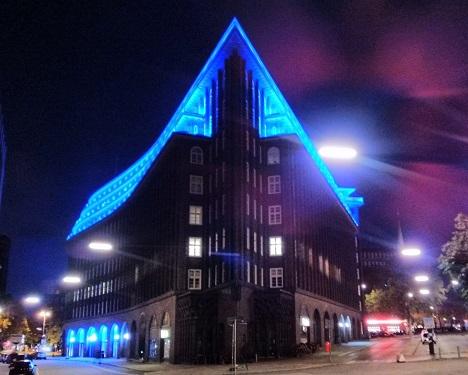 Hamburg hat mit dem Chilehaus nicht nur ein Weltkulturerbe, sondern macht auch im Digitalbereich auf sich aufmerksam (Foto: T. Schöwing)